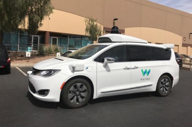 "Waymo: наша технология могла предотвратить ДТП с робомобилем Uber"""