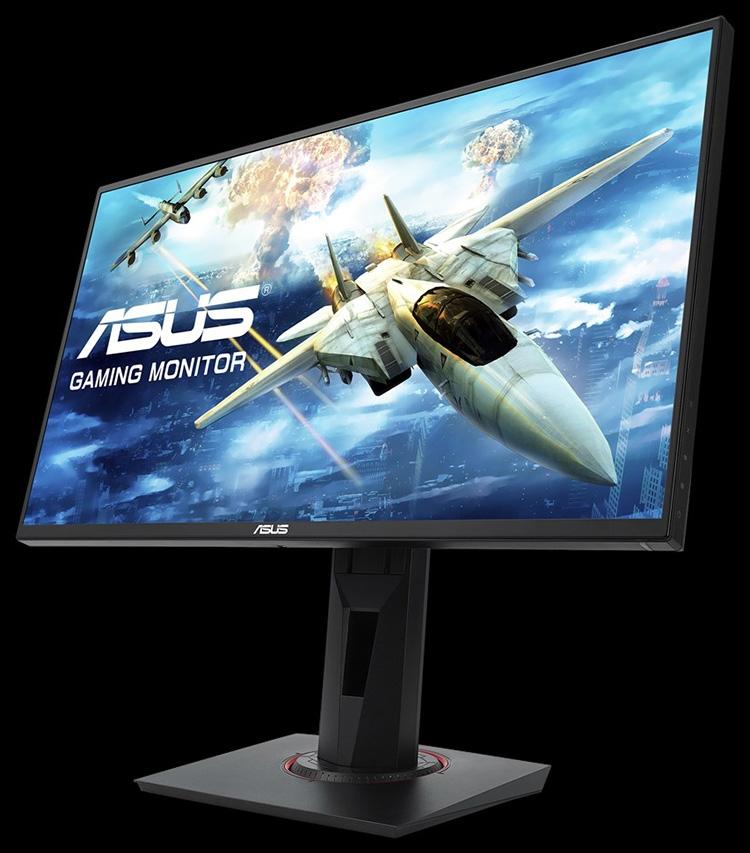 """ASUS представила игровой монитор VG258Q с поддержкой Adaptive-Sync"""""""
