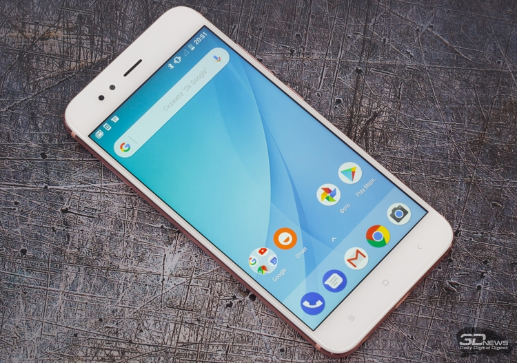 "Xiaomi Mi A2 «засветился» в базе TENAA"""