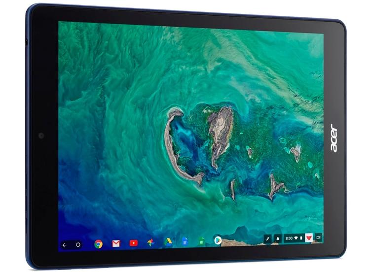"Acer Chromebook Tab 10: первый классический планшет на Chrome OS"""