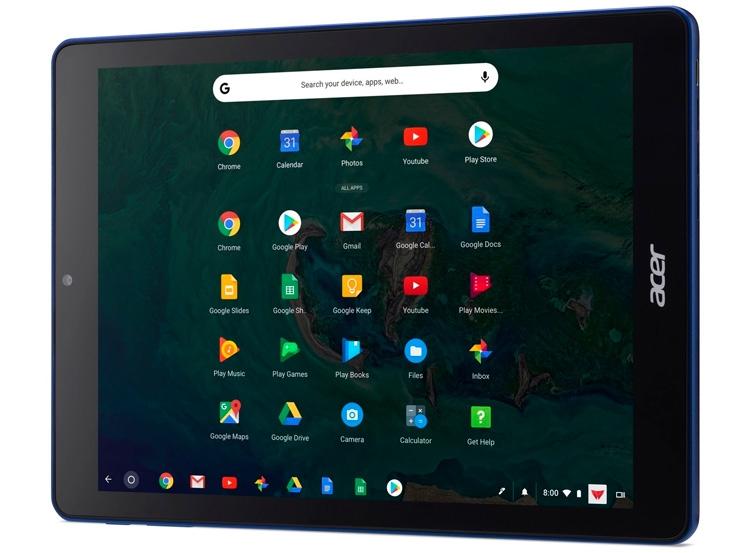 Планшет Acer Chromebook Tab 10