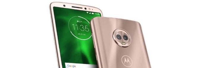 На сайте TENAA появились новые подробности о смартфоне Motorola Moto G6