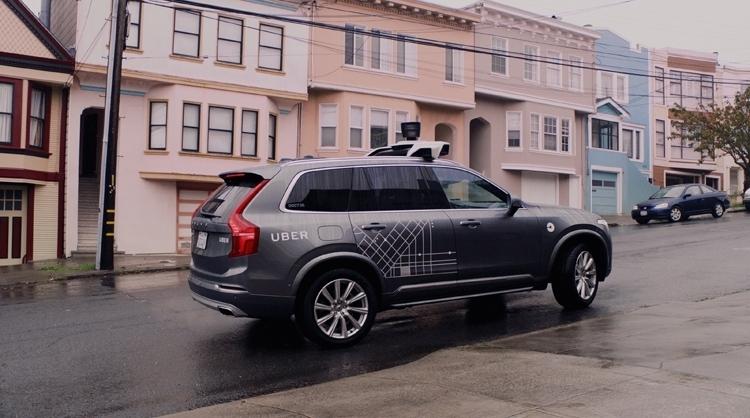 """Uber запретили тестировать самоуправляемые автомобили в Аризоне"""""""
