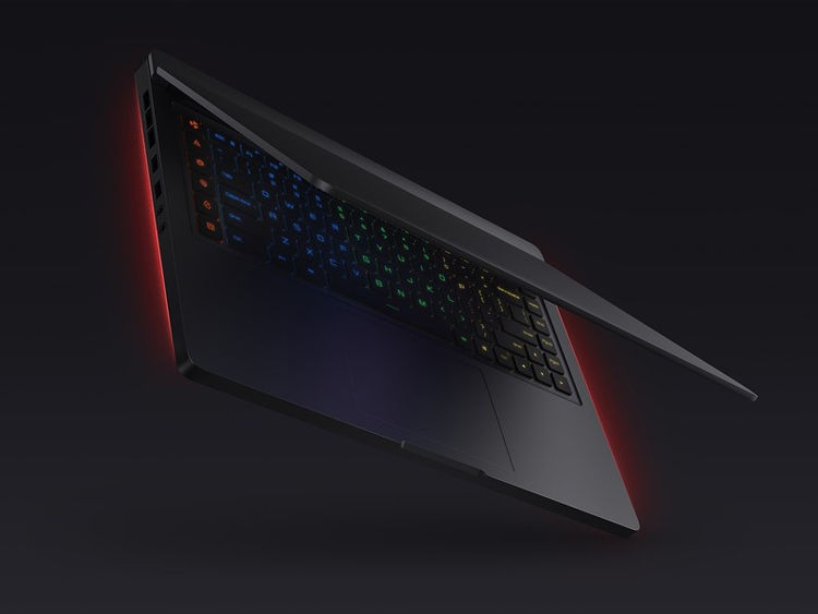 """Игровой ноутбук Xiaomi Mi Gaming оснащён ускорителем GeForce GTX 1060"""""""