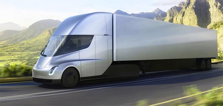 Служба доставки FedEx заказала электрические грузовики Tesla