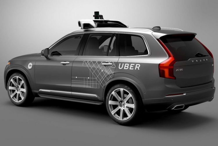 """Поставщик компонентов для Volvo XC90 открестился от причастности к сбою системы Uber"""""""