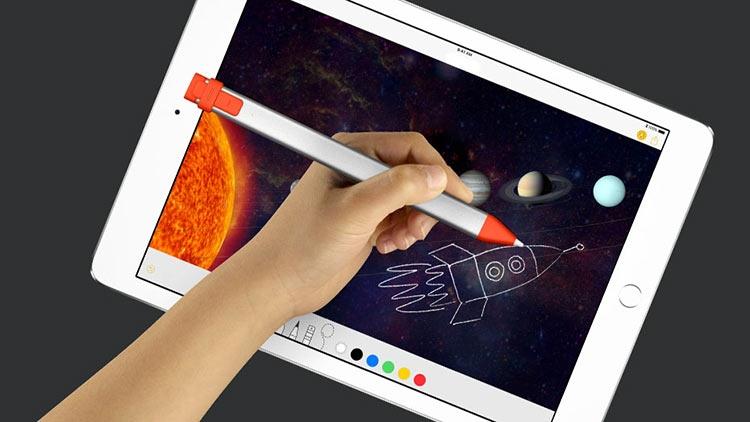 "Logitech анонсировала альтернативное цифровое перо и клавиатуру для iPad"""