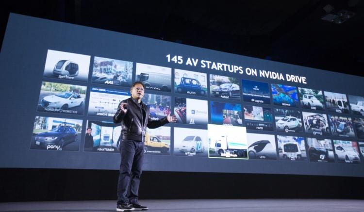 """NVIDIA прекратила испытания самоуправляемых автомобилей из-за трагического случая с Uber"""""""