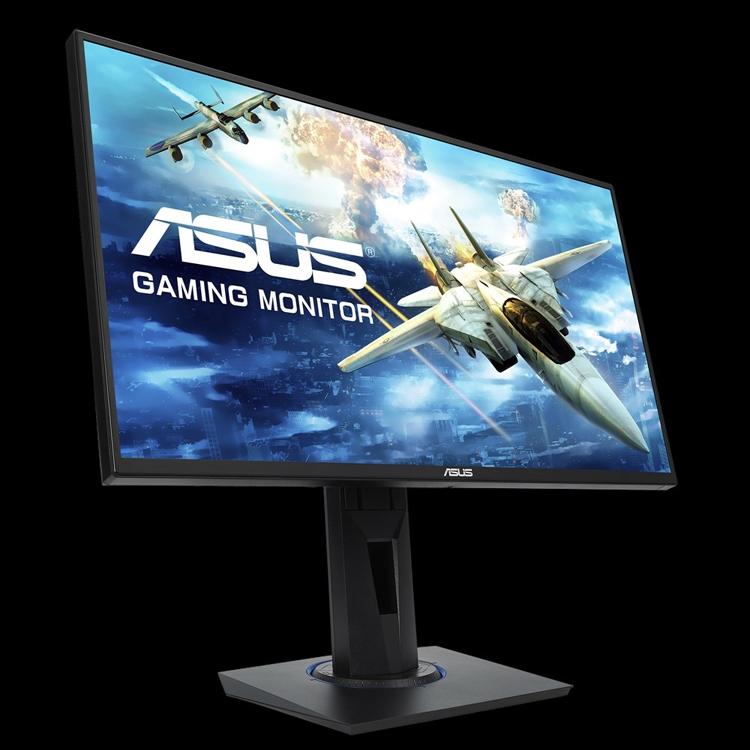 """Игровой монитор ASUS VG255H обладает временем отклика в 1 мс"""""""