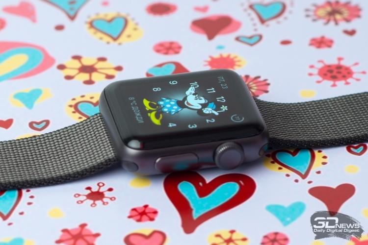 Apple Watch Series 4 порадуют большим экраном иновым дизайном