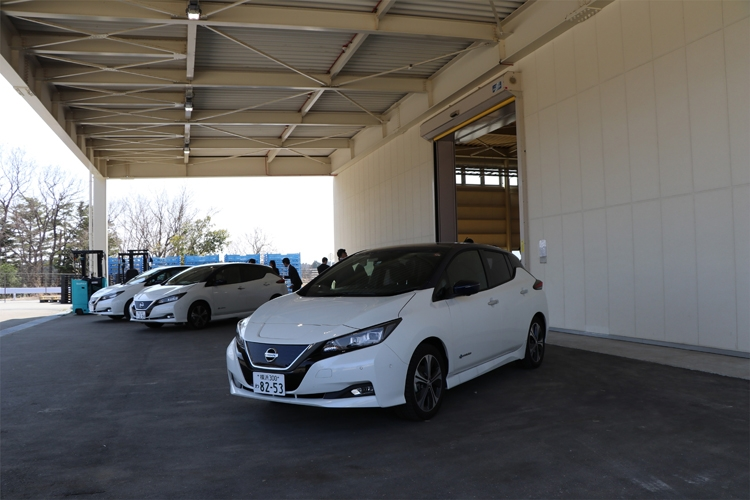 Nissan откроет завод по восстановлению аккумуляторов электромобилей