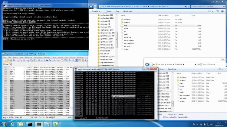 """Заплатка Windows 7 против Meltdown открывает опасную уязвимость"""""""