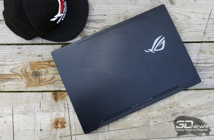 """ASUS переведёт игровой ноутбук ROG Zephyrus на платформу Intel Coffee Lake-H"""""""