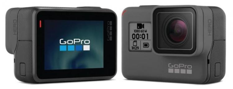 "GoPro представила экшен-камеру HERO стоимостью $200"""