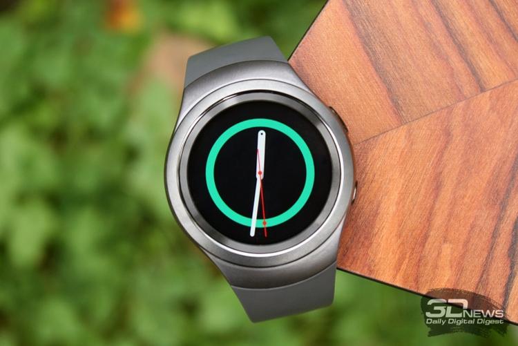 Выход смарт-часов Samsung Gear S4 ожидается до конца года