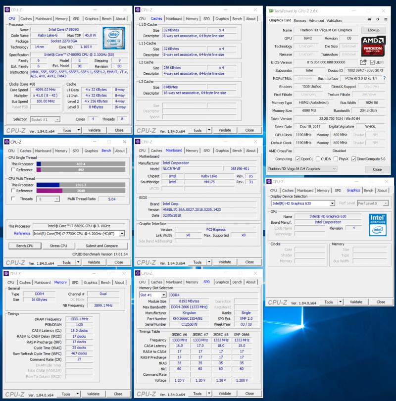 Обзор мини-ПК NUC Hades Canyon (NUC8i7HVK): как AMD помогла Intel создать процессор с самой быстрой встроенной графикой