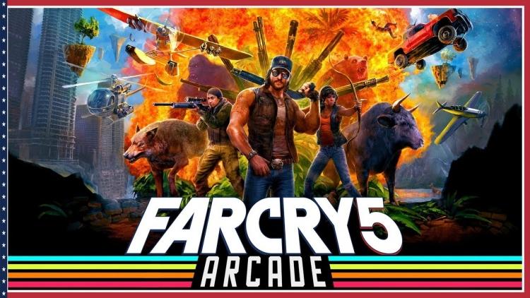 Для Far Cry 5 разработали карту de_dust2 изCounter-Strike