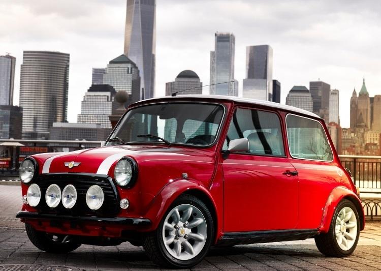 "Mini Electric — концепт электромобиля в кузове классической модели"""