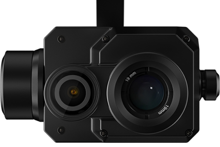 "DJI Zenmuse XT2: камера с тепловизором для беспилотников"""