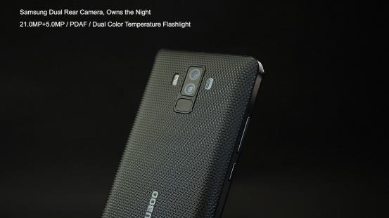 """Видео: смартфон Bluboo S3 с мощной батареей"""""""