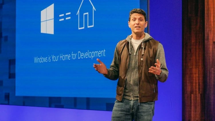 """Глава подразделения Windows Терри Майерсон покинет Microsoft"""""""