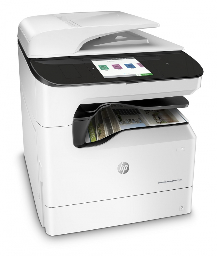 HP PageWide Managed P77750zs MFP