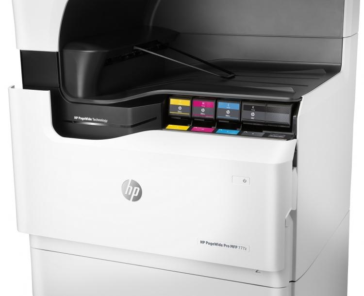"""HP открыла в Москве демо-центр и представила устройства печати формата А3"""""""