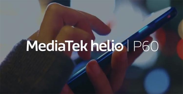 Xiaomi выпустит смартфон на платформе Helio P60 в ближайшие месяцы