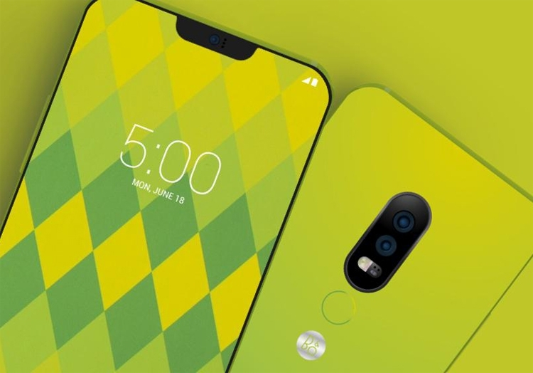 """LG обратилась к пользователям Reddit за рекомендациями касательно выемок в смартфонах"""""""