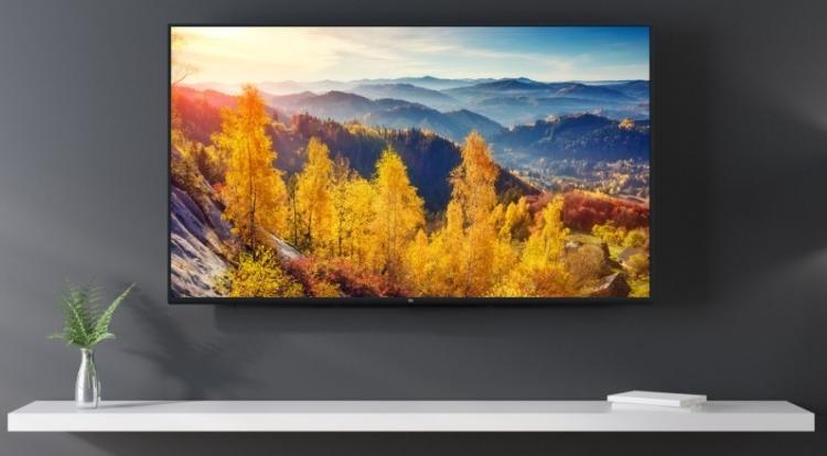 "Xiaomi Mi TV 4С 50″: ТВ с поддержкой 4К и HDR за $350"""