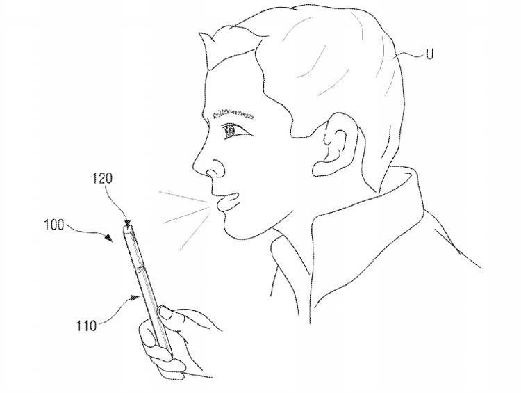 Самсунг Galaxy Note 9 будет распознавать пользователя подыханию