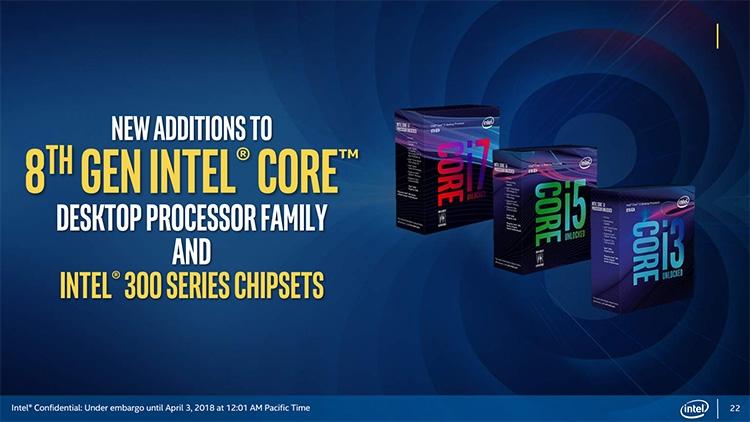 404 1 - Intel анонсировала новые CPU Core семейства Coffee Lake-S