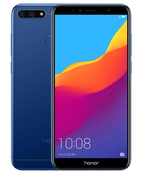 """Honor 7A: самый доступный смартфон Huawei с экраном FullView"""""""