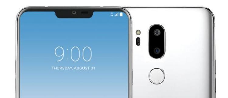 """Смартфону LG G7 приписывают наличие экрана M+ LCD и двойной 16-Мп камеры"""""""