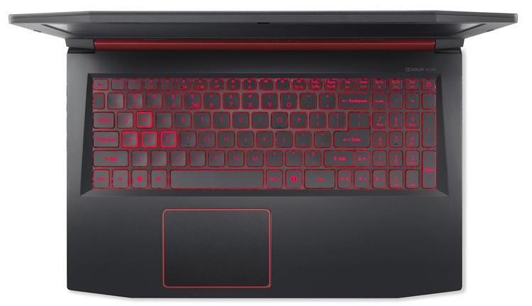 """Игровой ноутбук Acer Nitro 5 получил процессор Intel Core i7+"""""""