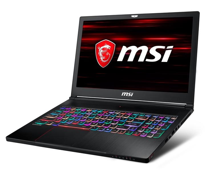 """Игровой ноутбук MSI GS65 Stealth Thin оснащён 144-Гц дисплеем с узкими рамками"""""""