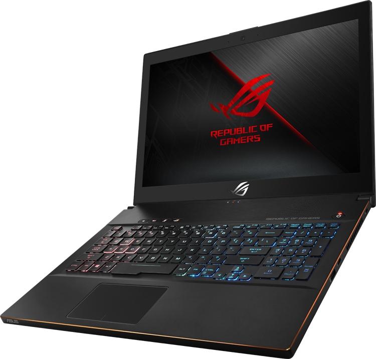 """Игровой ноутбук ASUS ROG Zephyrus M GM501 имеет толщину менее 20 мм"""""""