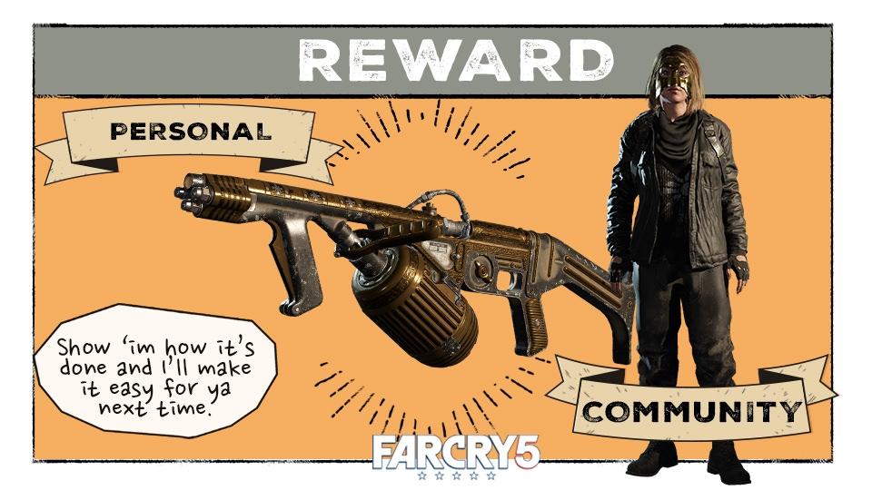 ВАнглии шутер Far Cry 5 стал самой удачной игрой серии