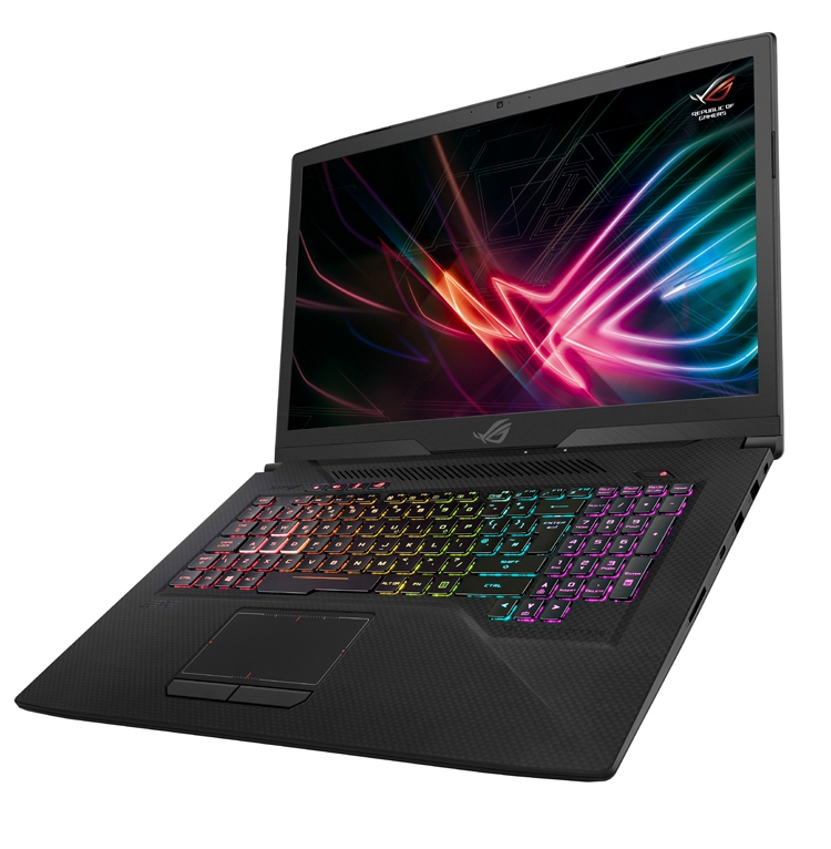 Ноутбук ASUS ROG Strix Hero Edition и Strix SCAR Edition