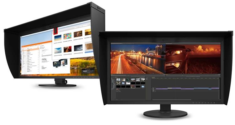 """Монитор EIZO ColorEdge CG319X рассчитан на профессиональных пользователей"""""""