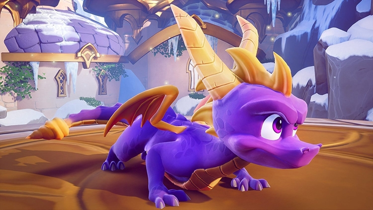 """Слухи: новые подробности и дата релиза Spyro the Dragon Reignited Trilogy"""""""