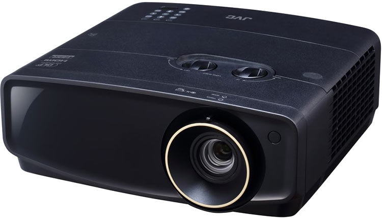 """JVC представила свой самый доступный DLP-проектор с 4K и HDR"""""""