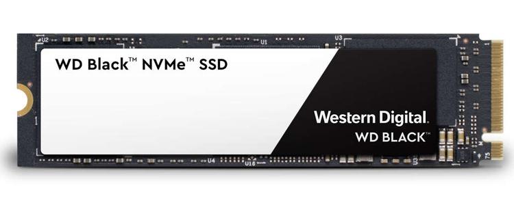 swd1 - Новые накопители WD Black 3D NVMe SSD порадуют высокой скоростью