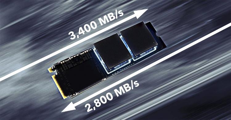 swd2 - Новые накопители WD Black 3D NVMe SSD порадуют высокой скоростью