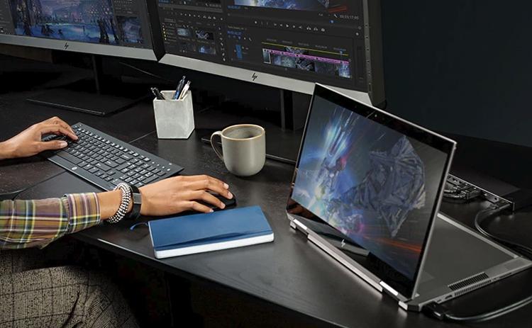 """HP ZBook Studio x360 G5: самый мощный в мире ноутбук-трансформер"""""""