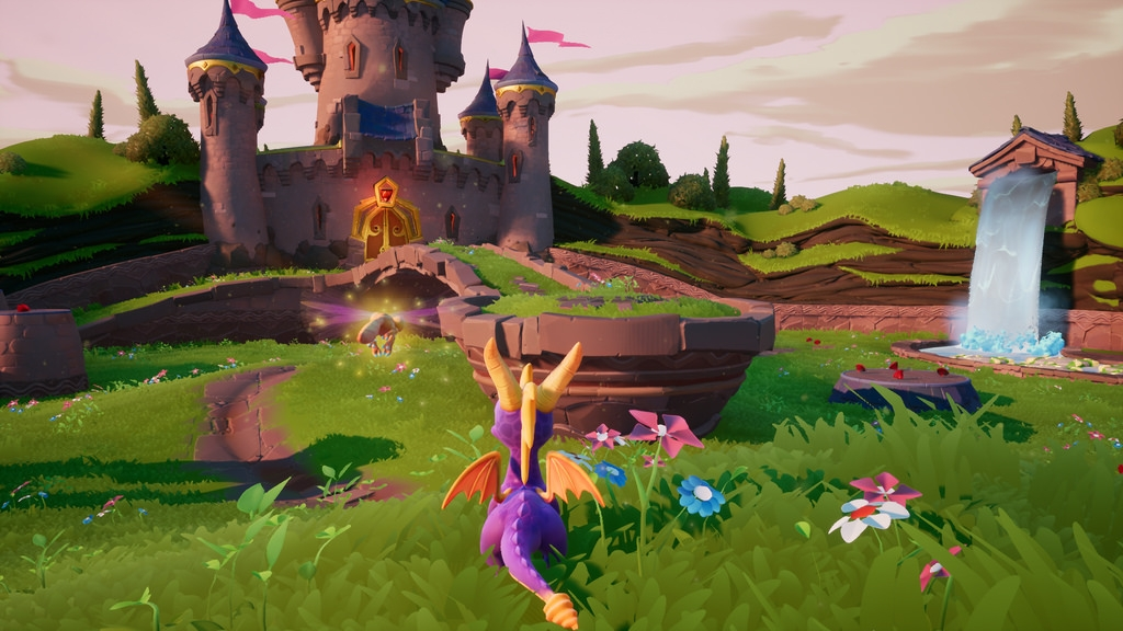 Мексиканский Amazon объявил дату выхода ремастера трилогии Spyro the Dragon