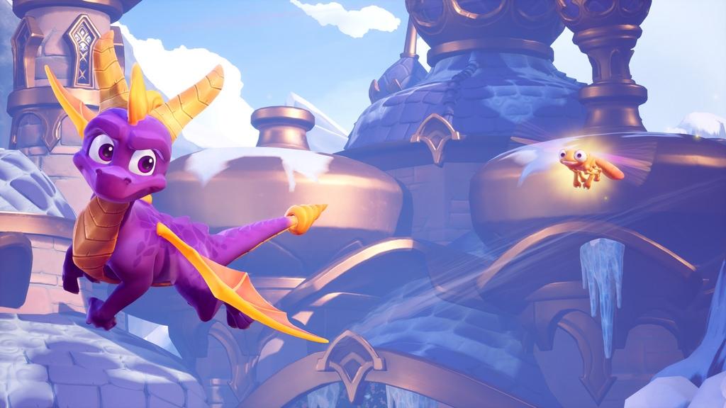Новые детали идата релиза Spyro the Dragon Reignited Trilogy— Слухи