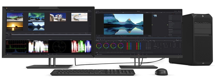 Монитор HP DreamColor Z27x G2 Studio Display оценён в $2000""
