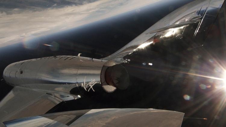 Американский космоплан совершил 1-ый испытательный полет наракетной тяге