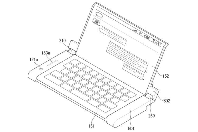 """В LG придумали смартфон с двумя экранами и двумя аккумуляторами"""""""